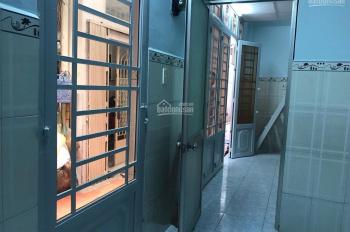 Bán nhà đường Lê Cảnh Tuân, P. Phú Thọ Hòa, Q. Tân Phú, DT: 4x8m, lửng. Giá: 2 tỷ