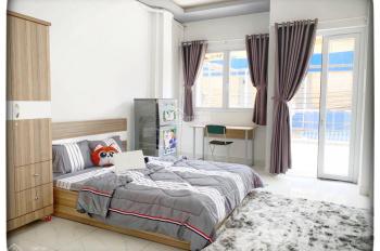 Cho thuê căn hộ mini cao cấp, giá rẻ, Đinh Tiên Hoàng, Quận Bình Thạnh. Giá 4tr5/tháng