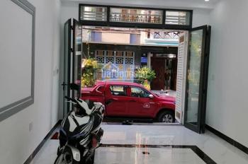 Cho thuê nhà nguyên căn HXH 68/3B Đồng Nai, quận 10. Ngay khu CX Bắc Hải