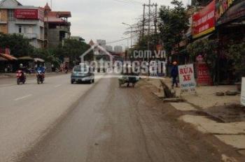 Cho thuê nhà mặt phố tại ngã 3 Quang Trung - Ba La