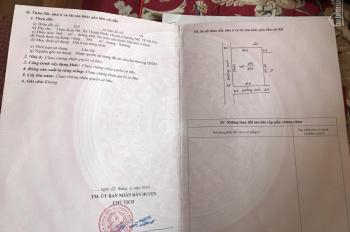 Bán nhà đất 364m2 sổ đỏ chính chủ thôn Kim Nê, Thanh Bình, Chương Mỹ, Hà Nội, giá 650 triệu