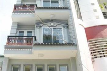 Nhà phố góc 2 mặt tiền phường 25, Bình Thạnh, DT 4.5x17m, 6 tầng, thu nhập 55 tr/tháng, giá 12 tỷ
