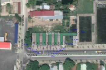 Bán lô đất nền nguyên lô Lý Văn Lâm - Võ Văn Tần, phường 1, Cà Mau