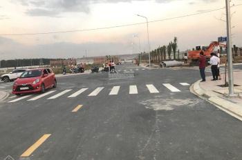 Bán đất nền Bình Dương sổ đỏ mặt tiền đường lớn giá chỉ 700 triệu, sát chợ, gần trường học