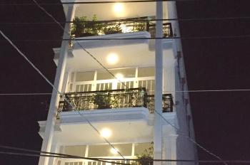 Nhà Nhất Chi Mai, Phường 13, nhà ngang 5m, nhà 4 tầng hẻm xe hơi, giá chỉ 7.9 tỷ