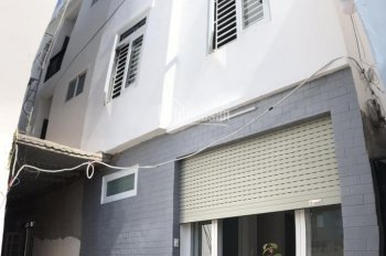 Bán nhà xây mới 1 trệt 2 lầu (2PN, 3WC) sử dụng 80m2, Linh Xuân, Thủ Đức 1.8 tỷ. LH 0906088805 Phú