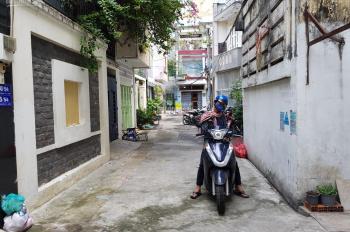 Xuất cảnh bán nhà hẻm xe tải Nguyễn Văn Trỗi, 4x20m, giá tốt