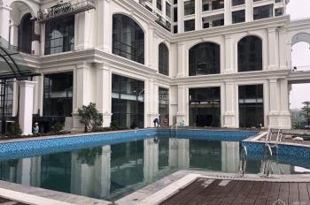Căn 3PN 93m2 cạnh vườn treo, view bể bơi nội khu siêu đẹp, giá 3.43 tỷ, nội thất CC, bàn giao quý 3