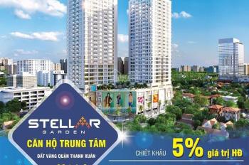Stellar Garden, chung cư cao cấp Trung Hòa Nhân Chính, xây xong mới bán