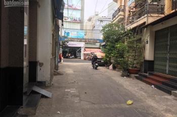 Bán nhà HXH 6 tỷ, 5x10m, 4 lầu, hẻm 6m Độc Lập, P. Tân Quý, Q. Tân Phú