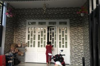 Cho thuê nhà 1T 1L, hẻm đường Lê Hồng Phong, Phú Hòa, đủ nội thất, 2PN, 9tr/th. LH 0911.645.579
