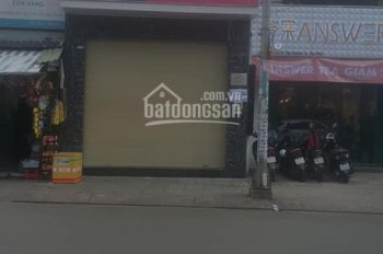 Cho thuê mặt bằng kinh doanh đường Vườn Lài, Tân Phú, DT 90m2