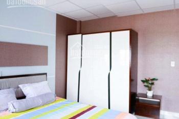 Bán nhà HXH Cao Thắng, Q3. DT: 3.7x15m, 5 lầu, thang máy ,gồm 10 CHDV full nội thất TN 100tr/tháng
