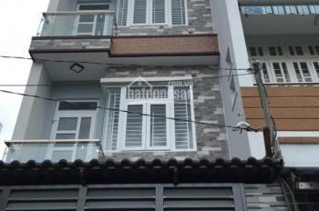 Bán nhà hẻm xe tải ngay 261/40/15 Chu Văn An, P12, Bình Thạnh, 80m2, 3 tầng, 7,2 tỷ TL 0908014140