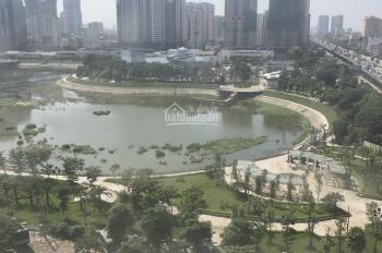 Bán căn góc 2 mặt thoáng 3PN D'Capitale Trần Duy Hưng tòa C1 nhận nhà ở ngay - BC nhìn công viên