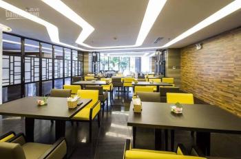 Bán khách sạn mặt phố Ba Đình, 390m2, 12 tầng, giá trên 200 tỷ, cho thuê 697.5 triệu/tháng