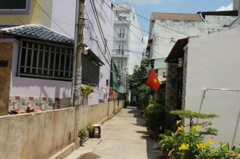 Đất cần bán gấp hẻm 1/ Quang Trung, phường 14, Gò Vấp DT: 3.9*16m công nhận 62m2, giá 3 tỷ 750