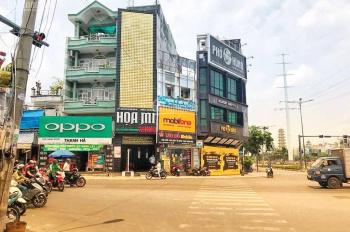 Mặt bằng vòng xoay Lê Quang Định, Gò Vấp 262m2