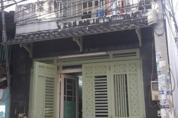 Chính chủ rao bán nhà 6/25 Phạm Quý Thích, P.Tân Quý, gần chợ Tân Hương