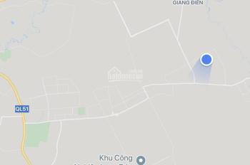 Chính chủ cần bán gấp đất nền ngay khu công nghiệp Tam Phước giá rẻ sổ hồng riêng thổ cư 100%