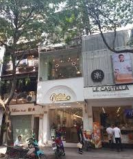 Cho thuê mặt bằng mặt phố Q1, Hồ Chí Minh