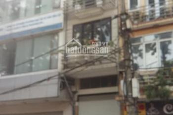 Bán nhà phố khu vực Văn Cao, 5 tầng, kinh doanh cafe, thời trang, nhà mặt phố. LH: 0914.821.338