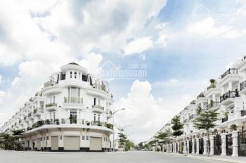 Cho thuê nguyên căn khu dân cư Cityland, DT: 5x20m 3 lầu. Giá: 32tr/1 tháng