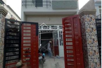 Bán nhà mới xây 1 trệt 2 lầu, 80m2 DTSD, hẻm 4m, Linh Xuân, Thủ Đức. LH 0789 3456 51