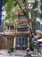 Cho thuê nhà phân lô ngõ 12 Trần Quốc Hoàn. Diện tích 55m2, 5 tầng, ô tô đỗ cửa