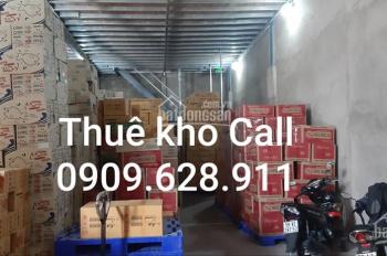 Cho thuê kho Phạm Hùng, quận 8, DT 200m2, giá 65.000đ/m2 xe cont vào được
