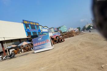 Bán đất công nghiệp mặt đường 419, Phùng Xá, Thạch Thất, HN, làm xưởng sản xuất, cửa hàng, S 500m2