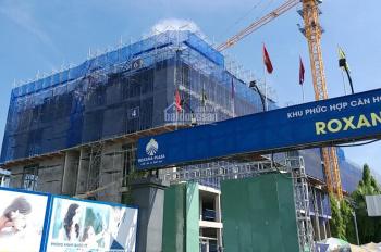 Đồng giá 5 căn đẹp nhất Roxana Plaza giá gốc chỉ 1,25 tỷ, 62m2 2PN view sông, bàn giao NT cao cấp