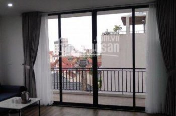 Bán tòa nhà apartment nhà 120m2 x 7 tầng, lô góc phố Quảng An, Tây Hồ