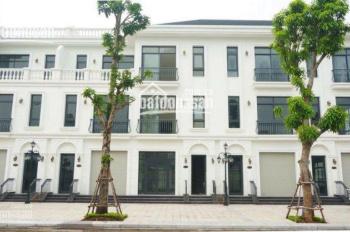 Cho thuê tầng 1 shophouse Vinhome Green Bay Mễ Trì 120m2 giá rẻ