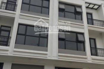 Cho thuê shophouse 100m2, 4 tầng Vinhomes Green Bay Mễ Trì, giá 60tr/tháng