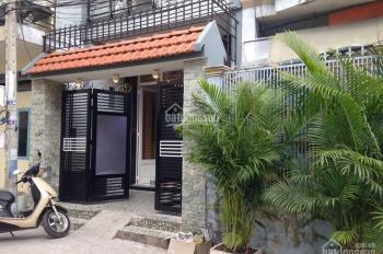 Nhà đôi đẹp (8x14)m, 1 lầu đường Minh Phụng, giá cực rẻ