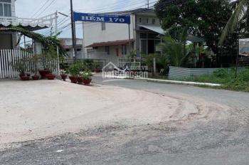 Nền thổ cư hẻm 170 Hoàng Quốc Việt - Diện tích 4 x 24m, giá 1 tỷ 900 triệu