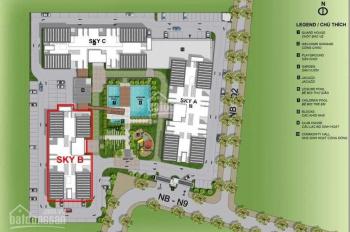 Eco Xuân Lái Thiêu block A MT đường Quốc Lộ 13 không bị chắn view giá tốt đầu tư, cho thuê 1-2-3PN