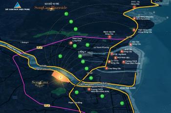Nhận đặt chỗ đất nền dự án Sông Cầu Riverside - Phú yên