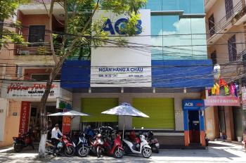 Cho thuê nhà mặt tiền, nguyên căn đường Phan Châu Trinh, gần Cầu Rồng