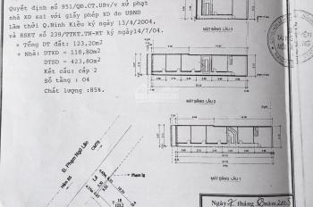 Bán nhà mặt tiền đường Phạm Ngũ Lão, ngang 5.3m dài 23.5m, sổ hồng hoàn công, rẻ nhất khu vực