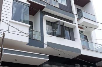 Bán nhà mới, đẹp, dọn vào ở ngay. DTSD 207 m2. trệt, 1 lửng, 2 lầu, sân thượng, mái bt. giá 5,8 tỷ