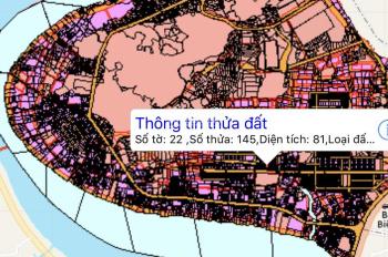 Bán gấp lô đất nằm trong KDC Bửu Long, gần song ngữ Lạc Hồng sổ hồng thổ cư ,LH: 0933.267.732