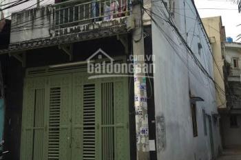 Bán nhà hẻm 6m thẳng Phạm Quý Thích. Gần chợ Tân Hương, DT 4m x 16m, 1 trệt 1 lầu, giá 5.65 tỷ