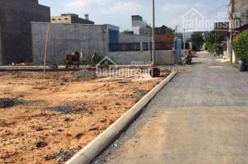 Đất 77.5m2 mặt tiền đường lớn, dân cư sầm uất giá rẻ, sổ hồng đầy đủ