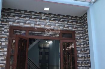 Bán nhà mới đẹp trệt, 1 lầu, sổ riêng Thạnh Xuân 13, Q12. 4m x 20m, giá: 2.9 tỷ, LH: 0976073066
