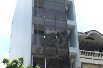Cho thuê nhà nguyên căn Lý Chính Thắng Quận 3 vòng xoay 3/2, 1 hầm, 7 tầng lầu, nhà mới