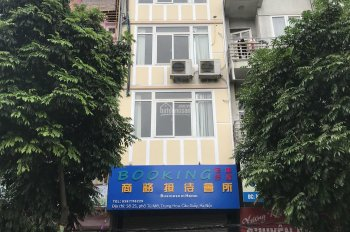 Chính chủ cần bán nhà mặt đường số 41 Thịnh Liệt, Quận Hoàng Mai, Hà Nội