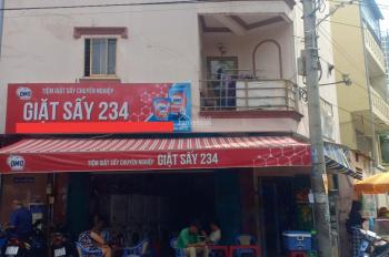 Cho thuê nhà 2 mặt tiền đường Trần Hưng Đạo. 0908237157