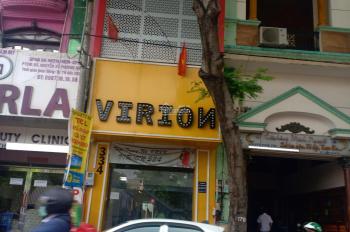 Cho thuê nhà mặt tiền đường Trần Hưng Đạo. 0908237157